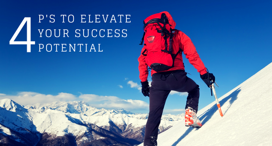4 P's to Elevate your Success Potential